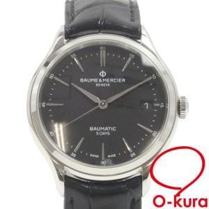 【値下げしました】中古 ボーム&メルシエ 腕時計 クリフトン ボーマティック