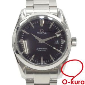 オメガ 腕時計 シーマスター アクアテラ ボーイズ 中古|o-kura
