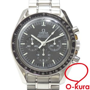 オメガ 腕時計 スピードマスター プロフェッショナル メンズ 手巻き SS 3572.50ムーンウォッチ 中古|o-kura