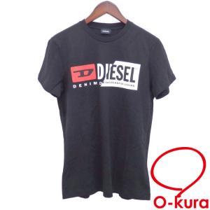 ディーゼル Tシャツ メンズ 半袖 中古 未使用品 o-kura