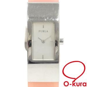 フルラ 腕時計 レディース クォーツ SS 中古 o-kura