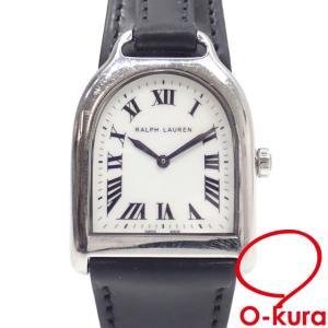 中古 ラルフローレン 腕時計 スティラップ スモールモデル