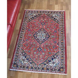 ペルシャ絨毯・アルデカン、アクセントラグサイズ 150×100cm o-moon