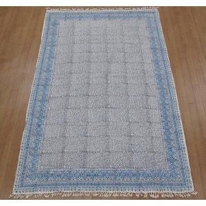 マルチカバー 長方形 ペルシャ更紗 布 240×160cm|o-moon