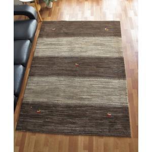 ギャッベ ギャベ/シェカルー、細かめのしなやかな織、リビングサイズ 240×175cm o-moon