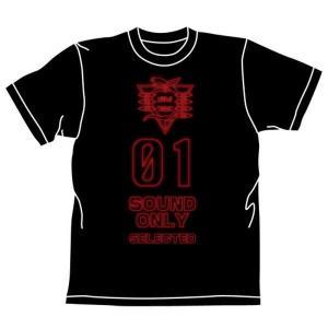 ヱヴァンゲリヲン 新劇場版 Tシャツ SOUND ONLY BLACK-L|o-trap