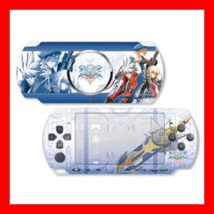 BLAZBLUE スキンシール for PSP-2000 デザイン5|o-trap