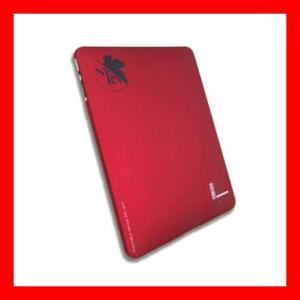 ヱヴァンゲリヲン 新劇場版 PCジャケット iPad3rd専用 EV-65B(レッド)|o-trap