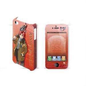 英雄伝説 零の軌跡 Evolution デザジャケット for iPhone4/4S ランディ・オルランド|o-trap