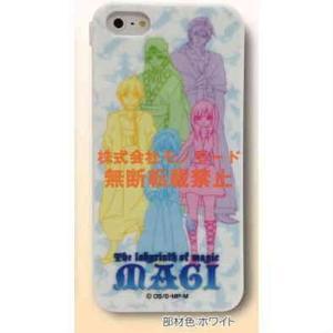 マギ iPhone5専用ハードジャケット キャラクター柄|o-trap