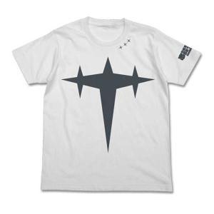 キルラキル Tシャツ 本能字学園極制服 三つ星 WHITE-M【予約 再販 9月下旬 発売予定】|o-trap
