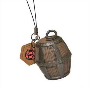 モンスターハンター アイテムマスコット 第2弾 大タル爆弾 o-trap