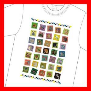 モンスターハンター4G Tシャツ モンスターアイコン XLサイズ