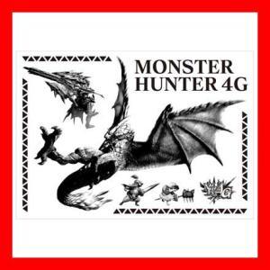 モンスターハンター4G ウォールデコレーションシール セルレギオス