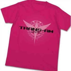 機動戦士ガンダム00 Tシャツ トランザム TROPICAL PINK-M【予約 再販 12月上旬 発売予定】 o-trap