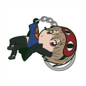 銀魂゜ つままれキーホルダー 沖田総悟 3年Z組Ver|o-trap