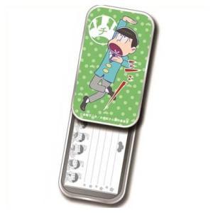 おそ松さん ミニ箋入りスライド缶 03 チョロ松|o-trap