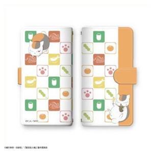 夏目友人帳 ブックスタイルスマホケース Mサイズ デザイン01【予約 再販 12月上旬 発売予定】 o-trap