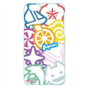 ラブライブ!サンシャイン!! iPhone7/8ケース Aqoursメンバーモチーフ【予約 再販 1月中旬 発売予定】 o-trap