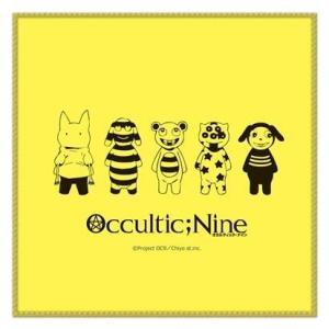 Occultic;Nine -オカルティック・ナイン- ハンドタオル B o-trap