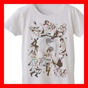 ヘタリア The World Twinkle Tシャツ メンズ M【予約 11/中 発売予定】|o-trap