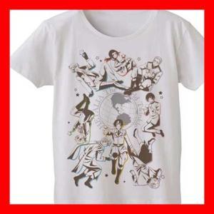 ヘタリア The World Twinkle Tシャツ レディース M【予約 11/中 発売予定】|o-trap