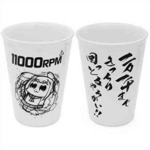 ポプテピピック 11000RPM紙コップ 陶器Ver.|o-trap