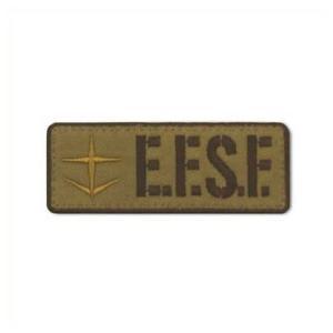 機動戦士ガンダム ワッペン E.F.S.F.|o-trap