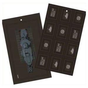 ガールズ&パンツァー 最終章 チョコレートカードケース FT-17 o-trap