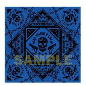 ヒプノシスマイク バンダナ MAD TRIGGER CREW【予約 再販 11月下旬 発売予定】|o-trap