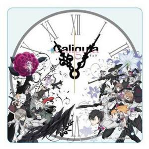 Caligula -カリギュラ- アクリル時計|o-trap