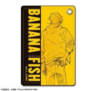 BANANA FISH レザーパスケース デザイン01 アッシュ・リンクス A【予約 09/上 発売予定】 o-trap