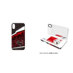 ペルソナ5 多機能iPhoneケース(ICカード入れ・鏡付き) iPhone6/6s/7/8 モルガナ【予約 02/上 発売予定】 o-trap