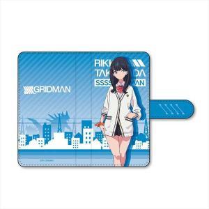 SSSS.GRIDMAN 手帳型スマホケース 宝多六花 M|o-trap