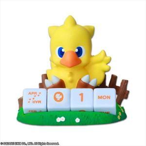 ファイナルファンタジー 万年カレンダー チョコボ【予約 05/未定 発売予定】|o-trap