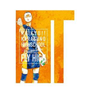 ハイキュー!! Ani-Art Tシャツ vol.2 田中龍之介 レディース Lサイズ【予約 再販 6月中旬 発売予定】|o-trap|02
