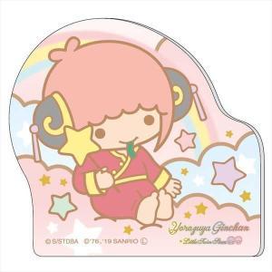 メール便対応商品   「銀魂×Sanrio characters」より、アクリルメモスタンドが登場で...