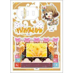 メール便対応商品   「アイドルマスター ミリオンライブ!」より、オリジナルイラストのアクリルフィギ...
