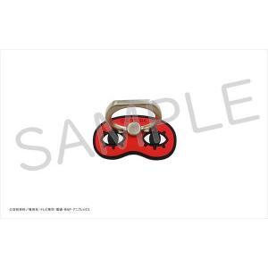 メール便対応商品   「銀魂」より、沖田のアイマスクが、スマートフォン用のホールドリングになって登場...