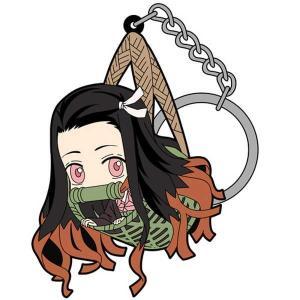 鬼滅の刃 つままれキーホルダー 禰豆子 籠Ver.【予約 11/下 発売予定】|o-trap