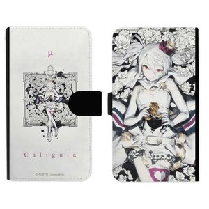 Caligula -カリギュラ- 手帳型スマホケース μ Mサイズ【予約 01/下 発売予定】|o-trap