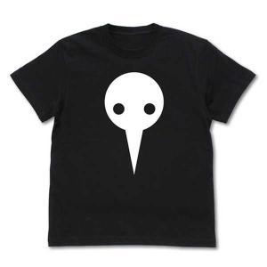 エヴァンゲリオン Tシャツ 使徒 発泡プリントVer. BLACK-S【予約 05/下 発売予定】