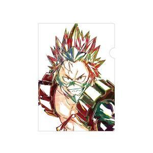 僕のヒーローアカデミア Ani-Art クリアファイル vol.3 切島鋭児郎 o-trap