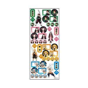 鬼滅の刃 スケジュールシール A【予約 11/未定 発売予定】|o-trap