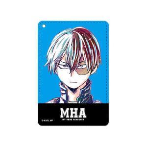 僕のヒーローアカデミア Ani-Art 1ポケットパスケース vol.2 轟焦凍 o-trap