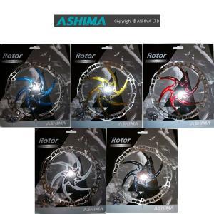 ASHIMA(アシマ) ディスクローター AiROTOR 160mm|o-trick