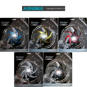 ASHIMA(アシマ) ディスクローター AiROTOR 180mm|o-trick
