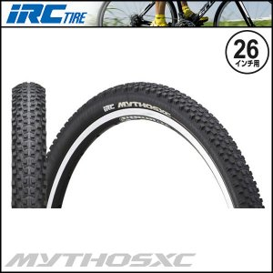 IRC MYTHOSXC/ミトス XC(26インチ)(MTB/マウンテンバイク用)(自転車用)(タイヤ)|o-trick