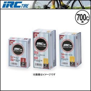 IRC チューブ 700x28/35C 仏式 バルブ長:40mm(自転車用)(タイヤチューブ) o-trick