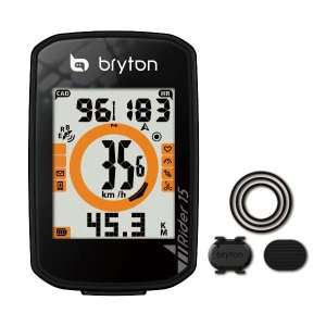 bryton ブライトン Rider15C ライダー15C ケイデンスセンサーキット GPS サイクルコンピューター|o-trick